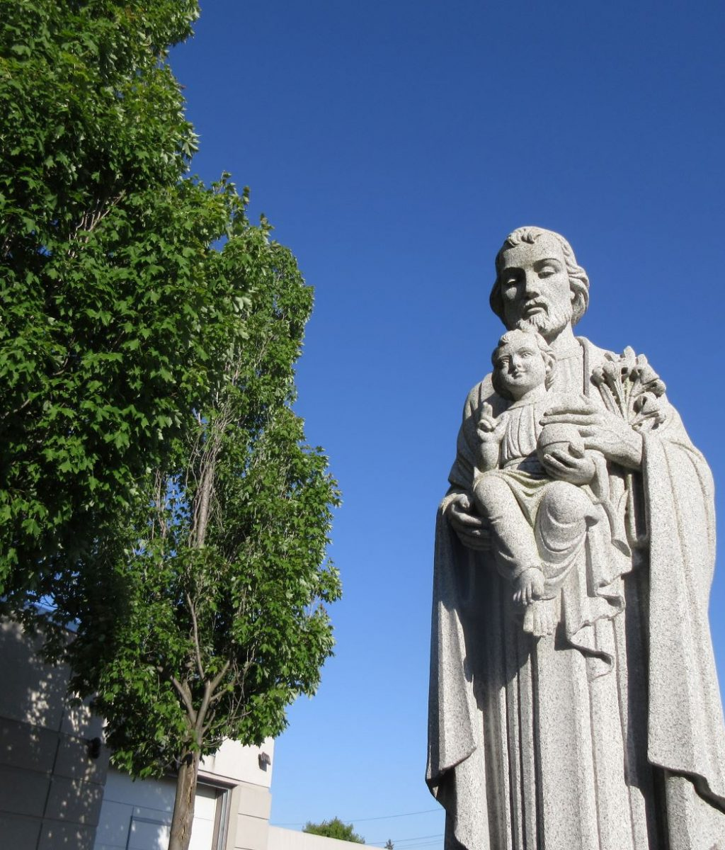 Joseph from saint joseph hospita